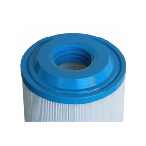 "Filter Cartridge Diameter: 4-15/16"", Length: 13-1/2"", Top: Handle, Bottom: 2"" Female SAE Thread, 50 sq ft"