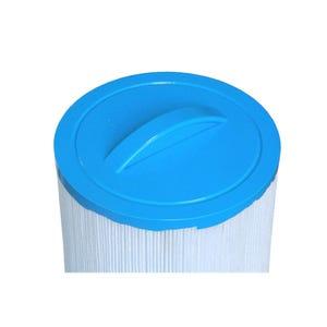 "Filter Cartridge Diameter: 5-5/8"", Length: 8"", Top: Handle, Bottom: 1-1/2"" MPT, 35 sq ft"