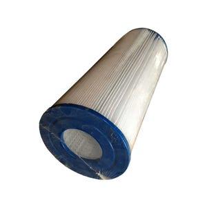 "Filter Cartridge Diameter: 4-5/8"", Length: 11-7/8"", Top: 2-1/16"" Open, Bottom: 2-1/16"" Open, 20 sq ft"