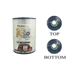 """Filter Cartridge Diameter: 7"""", Length: 9-11/16"""", 25 sq ft"""
