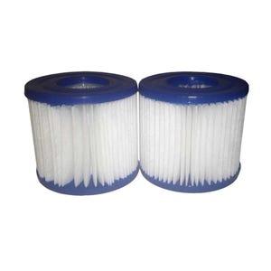 """Filter Cartridge Diameter: 4-1/4"""", Length: 3-3/4"""", 2.5 sq ft"""