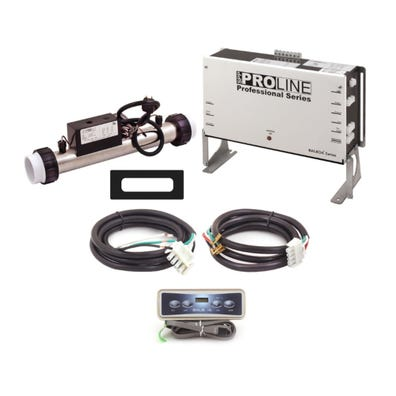 Air System Complete Uses Remote Heater, Pump1, Blower, Less Heater