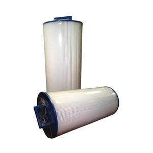 """Filter Cartridge  Diameter: 7-1/16"""", Length: 14-13/16"""", 50 sq ft"""