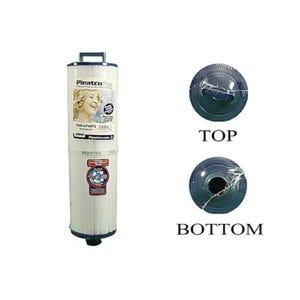 """Filter Cartridge Diameter: 4-5/8"""", Length: 14-3/4"""", 40 sq ft"""