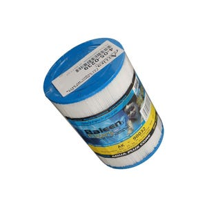 """Filter Cartridge Diameter: 4-5/8"""", Length: 6-5/8"""", 25 sq ft"""
