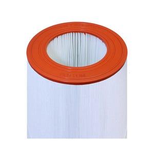 """Filter Cartridge Diameter: 10, Length: 14-9/16"""", 80 sq ft"""