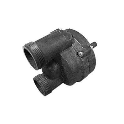 "WOW Bath Pump Wet End 1.0HP, Front/Front, 1-1/2""MBT In/Out"