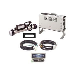 ProLine VS500Z Series Control System 115/230V, 1.375/5.5Kw Slide Titanium, w/VL401 Spaside & Cords