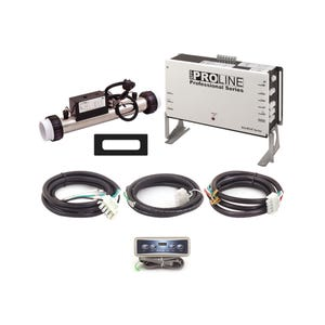 ProLine VS501Z Series Control System 115/230V, 1.375/5.5Kw Titanium, w/VL401 Spaside & Cords
