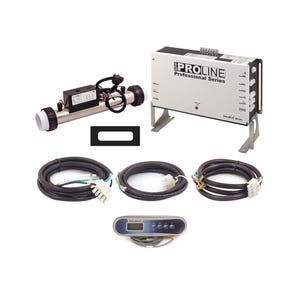 ProLine VS501Z Series Control System 115/230V, 1.375/5.5Kw Slide, w/VL401 Spaside & Cords