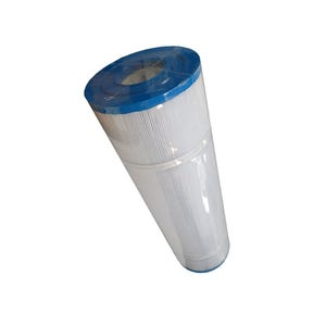 """Filter Cartridge Diameter: 5-5/16"""", Length: 17-3/4"""", 100 sq ft"""