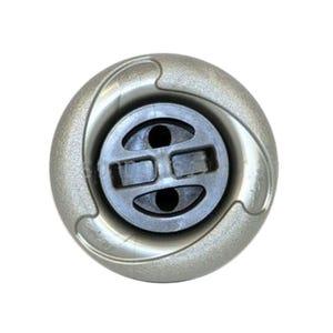 "Jet Internal 5-1/2"" Face, SXW Swirly, Gray w/Logo"