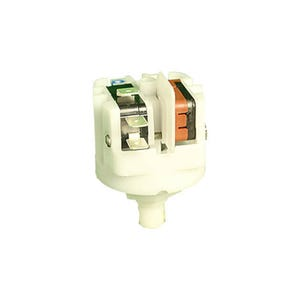 "Pressure Switch DPDT, 21 Amp, 1-5 Psi, 1/8"" NPT"