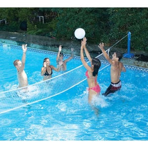 Game Pool Volleyball