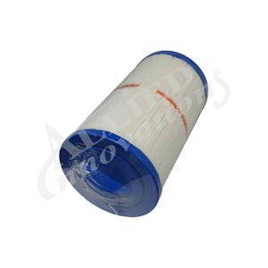 "Filter Cartridge Diameter: 4-3/4"", Length: 8-1/16"", Top: Handle, Bottom: 2"" MPT, 40 sq ft Master Spas Contractor Series (CS) 415"