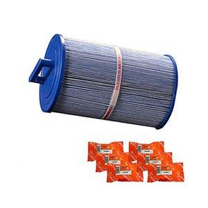 """Filter Cartridge Diameter: 6"""", Length: 9-1/4"""", 40 sq ft"""