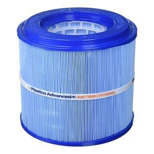 """Filter Cartridge Diameter: 8-1/4"""", Length: 6-7/8"""", 45 sq ft"""