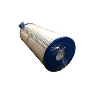"Filter Cartridge Diameter: 5-3/16"", Length: 14-1/6"", Top: Closed, Bottom: 1-5/8"" Open, 50 sq ft"
