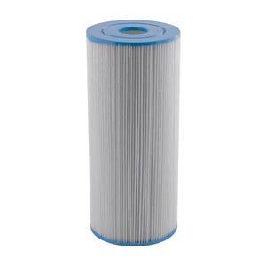 "Filter Cartridge Diameter: 5-3/16"", Length: 11-7/8"", Top: 1-5/8"" Open, Bottom: 1-5/8"" Open, 25 sq ft"