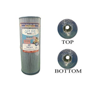 "Filter Cartridge Diameter: 5"", Length: 13-5/16"", 50 sq ft"