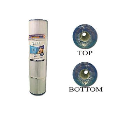 """Filter Cartridge Diameter: 5"""", Length: 20-1/8"""", 75 sq ft"""