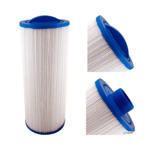 "Filter Cartridge Diameter: 4-3/4, Length: 11-3/8"", Top: Handle, Bottom: 1.90"" Keyed, 27.5 sq ft"