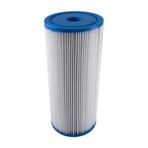 """Filter Cartridge Diameter: 4-1/2"""", Length: 9-3/4"""", 15 sq ft"""