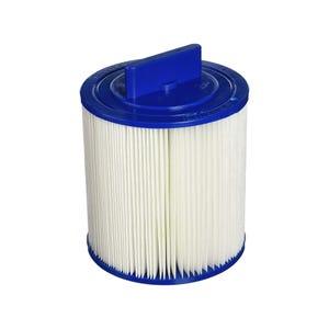 """Filter Cartridge Diameter: 6"""", Length: 6-1/2"""", 25 sq ft"""