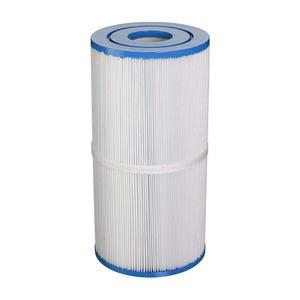 "Filter Cartridge Diameter: 5-7/8"", Length: 10-1/2"", Top: 1-15/16"" Open, Bottom: 1-15/16"" Open, 30 sq ft"