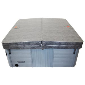 Spa Cover  Gray, Build To Order