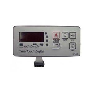 SC2005 Electronic Keypad 5-Button, LED, Jets-Light-Up-Down-Set