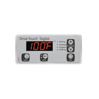 SC2005 Electronic Keypad 5-Button, LED, Up, Mid: Down, Light- -Jets- -Mode