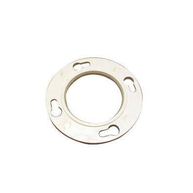 Jet Lock Rings & Retainers Select-A-Sage, Twist Lock Jet, White