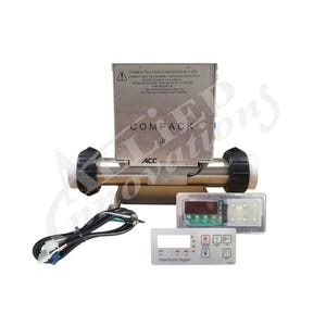 Electronic Control System 115V, 1.0kW, 12VAC, w/KP1015 Spaside & Cords
