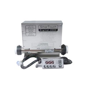 2000 Electronic Control System 115/230V, 1.4/5.5kW, 2 Pumps, Blower or Pump3