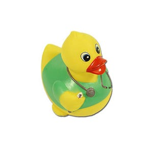 Rubber Duck Nurse Duck
