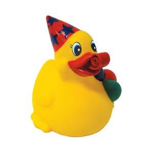 Rubber Duck Career Party Duck