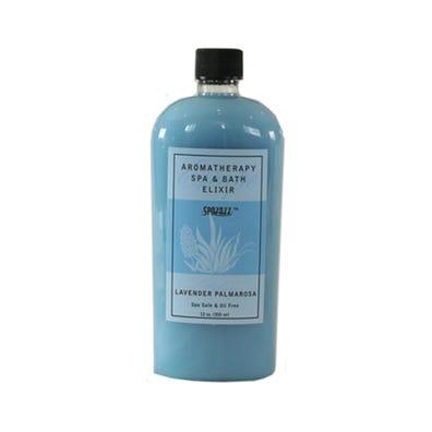 Aroma Fruit Liquids Elixir, Lavender Palmarosa, 12oz Bottle