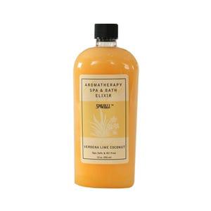 Aroma Tropical Liquids Elixir, Verbena Lime Coconut, 12oz Bottle