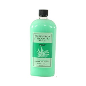 Aroma Spice Liquids Elixir, Green Tea, 12oz Bottle