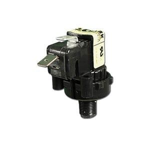 Pressure Switch SPST, 21 Amp, 2 Psi