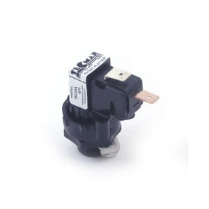 Air Switch Latching, SPDT, Center Spout