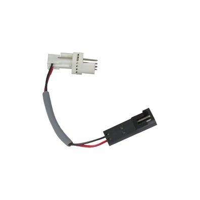 """Adapter Cable 2-Pin To 4-Pin, 4"""" Length"""