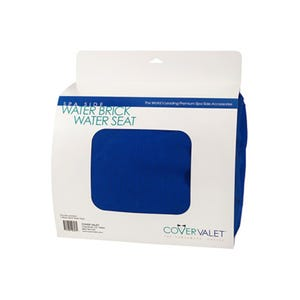 Seat Cushion Blue Cusion, w/Internal Cusion