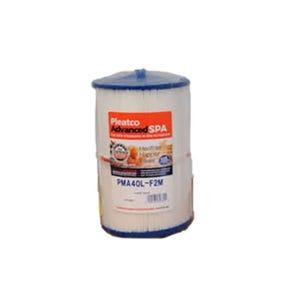 """Filter Cartridge Diameter: 6"""", Length: 9-1/4"""", 40 sq ft (Antimicrobial)"""