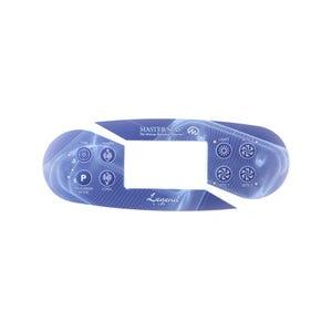 Keypad Overlay 8-Button, MP700
