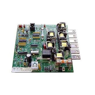 Duplex Circuit Board Digital Dup (P1-OZ-LT) 6 Conn Ph Plug