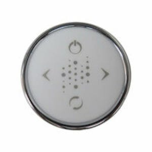 Electronic Keypad Classic Round, LED, 4-Button