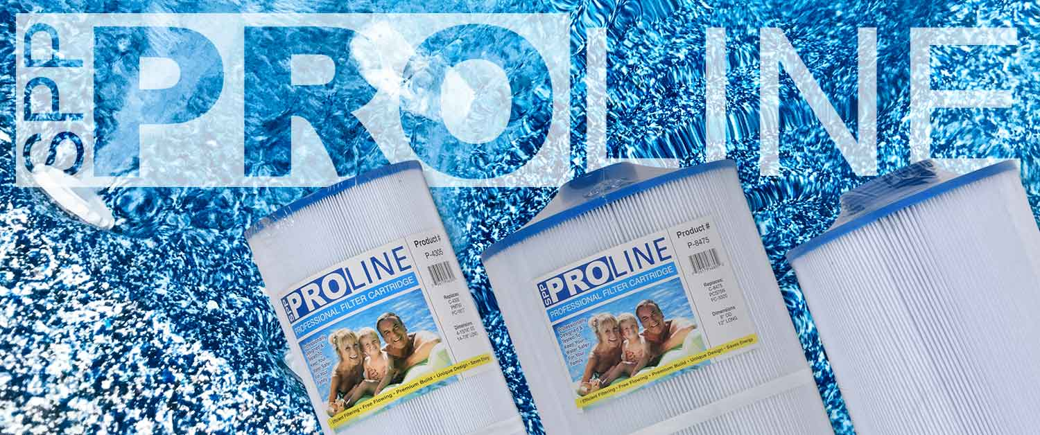 Proline Filter Cartridge early fall promo on Spa Parts ProShop